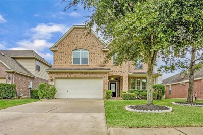 9419 Copper Cove Lane, Rosharon, TX 77583 - #: 22703623