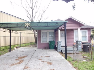 1304 Pinckney Street, Houston, TX 77009 - #: 25442273