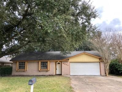 2003 Jones Street, Rosenberg, TX 77471 - #: 25653868