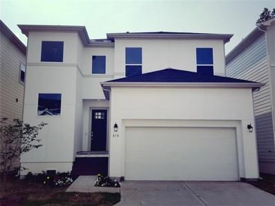 315 Yale Oaks Lane, Houston, TX 77091 - #: 26242156