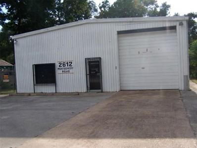 2612 Montgomery Road, Huntsville, TX 77340 - #: 26849970