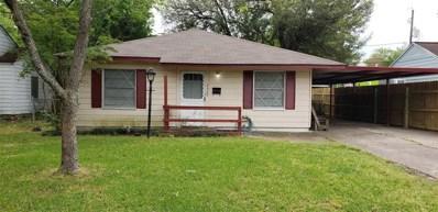 7522 Greenstone Street, Houston, TX 77087 - #: 27589679