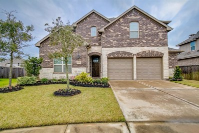 3107 Chuska Mountain Lane, Manvel, TX 77578 - #: 30692175