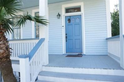1711 21st Street, Galveston, TX 77550 - #: 32204526
