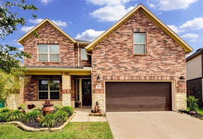 3913 Ginger Fields Court, Pearland, TX 77581 - #: 32484305