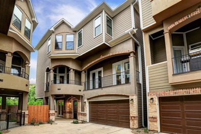 1204 W 16th UNIT B, Houston, TX 77008 - #: 35106888