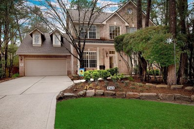 243 S Maple Glade Circle, The Woodlands, TX 77382 - #: 35480283