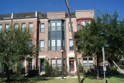2110 Shearn Street UNIT B 28, Houston, TX 77007 - #: 36717954