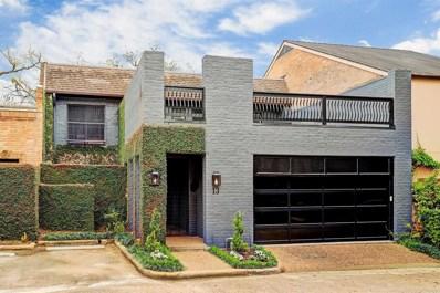 13 River Hollow Lane, Houston, TX 77027 - #: 37178075