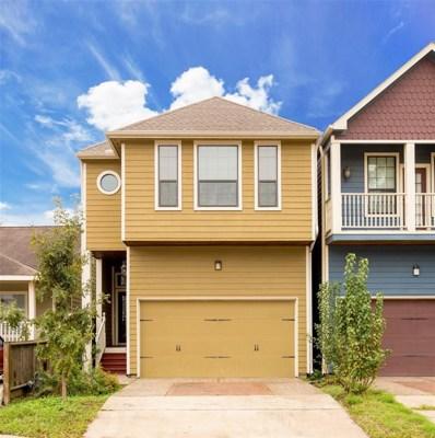 804 Enid Street UNIT B, Houston, TX 77009 - #: 37396885