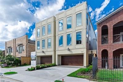 512 W Clay Street, Houston, TX 77019 - #: 44928097