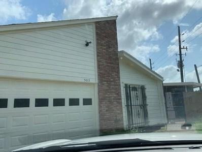 502 Meadow Knoll Drive, Stafford, TX 77477 - #: 4713100