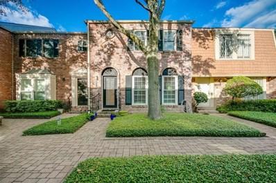 6427 Burgoyne Road UNIT 14, Houston, TX 77057 - #: 50092738