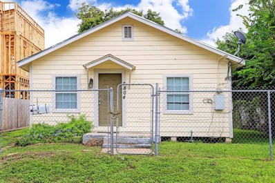 4804 Terry Street, Houston, TX 77009 - #: 50888910