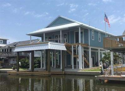 16612 Flounder Way, Jamaica Beach, TX 77554 - #: 51368382