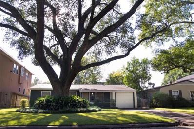 5523 Aspen Street, Houston, TX 77081 - #: 53611580