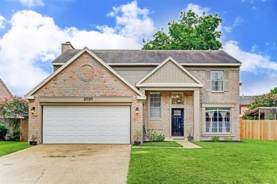 2710 Holly Springs Drive, Pearland, TX 77584 - #: 53635817
