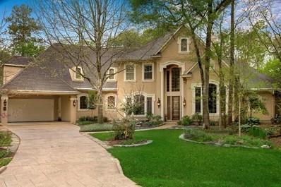 38 Halfmoon Court, The Woodlands, TX 77380 - #: 57892747