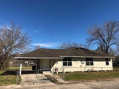 1606 W Humble Street, Baytown, TX 77520 - #: 60510054