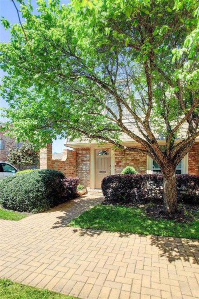 5813 Valley Forge Drive UNIT 88, Houston, TX 77057 - #: 60587242