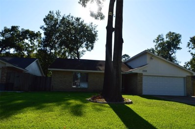 210 Taranto Lane, Houston, TX 77015 - #: 62682167