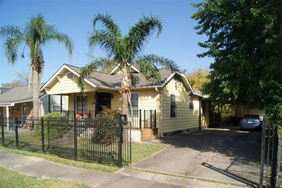 7347 Rusk Street, Houston, TX 77011 - #: 63059100