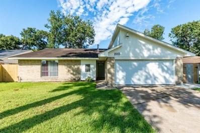 210 Taranto Lane, Houston, TX 77015 - #: 64916573