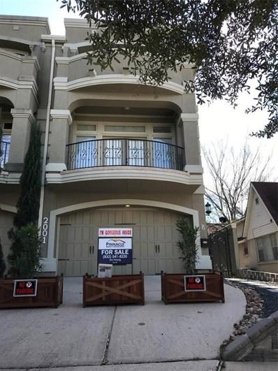 2001 Portsmouth Street UNIT B, Houston, TX 77098 - #: 66874843