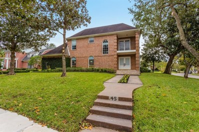 45 Clansmoor Court, Sugar Land, TX 77479 - #: 73458391