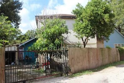 3915 Rusk Street, Houston, TX 77023 - #: 77895925