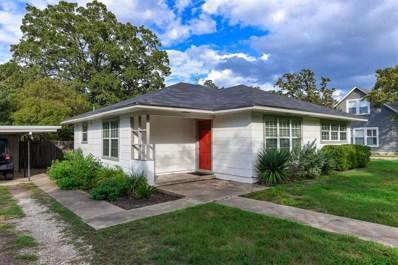 3809 Oakwood Street, Bryan, TX 77801 - #: 79211949
