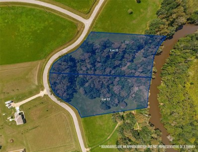 Lot 23 River Hollow Way, Blessing, TX 77419 - #: 81550200