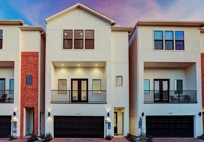 3409 Kensington Yellow Place, Houston, TX 77008 - #: 8388104