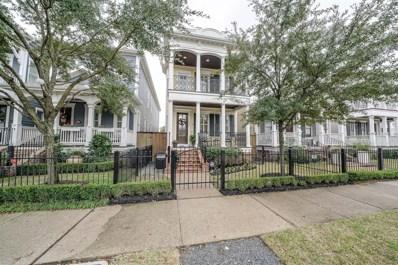 538 W 23rd Street, Houston, TX 77008 - #: 85086866