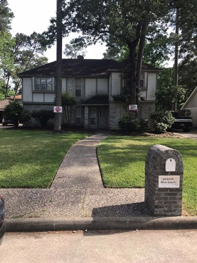 3514 Cave Springs Drive, Houston, TX 77339 - #: 8512312