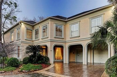 63 W Terrace, Houston, TX 77007 - #: 85745777