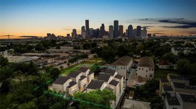1512 Weber Street UNIT E, Houston, TX 77007 - #: 87180792