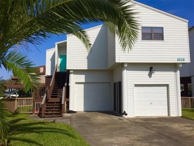 1838 Tiki Drive, Tiki Island, TX 77554 - #: 88006100