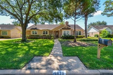 9839 Canoga Lane, Houston, TX 77080 - #: 90430018