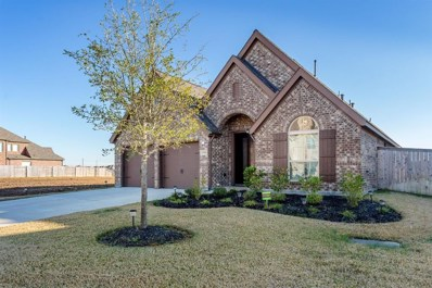 2702 Newport Lake Boulevard, Manvel, TX 77578 - #: 90892035