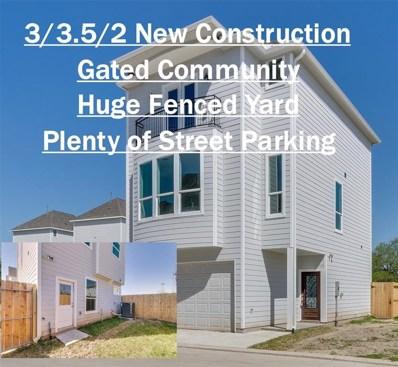 1811 Napacreek Lane, Houston, TX 77008 - #: 92024472