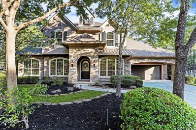 7 Elfen Way, The Woodlands, TX 77382 - #: 92422168