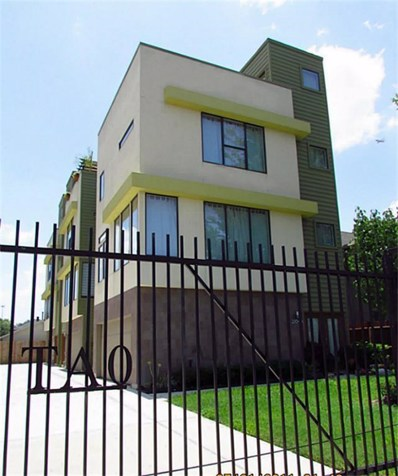 2104 Holman Street UNIT A, Houston, TX 77004 - #: 95086121