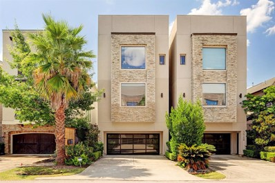 4415 Floyd Street UNIT A, Houston, TX 77007 - #: 95107348