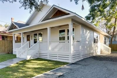 1922 Common, Houston, TX 77009 - #: 96690586