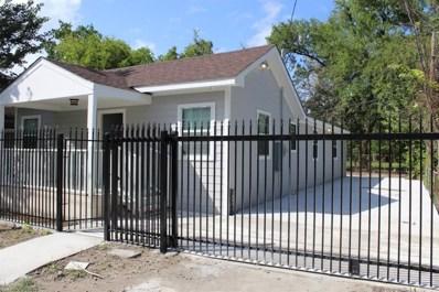 3707 Lila Street, Houston, TX 77026 - #: 98061238