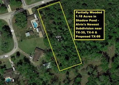 53 Lakeview Drive Lot 1, Alvin, TX 77511 - #: 98160901