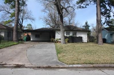 7321 Wiley Road, Houston, TX 77016 - #: 98474235
