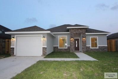 478 Rey Juan Carlos St., Brownsville, TX 78521 - #: 29713718