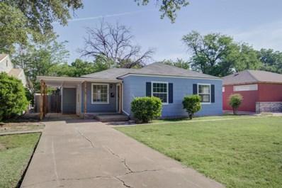 2818 25th Street, Lubbock, TX 79410 - #: 201905722